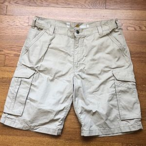 Heavy Duty Carhartt Cargo Shorts